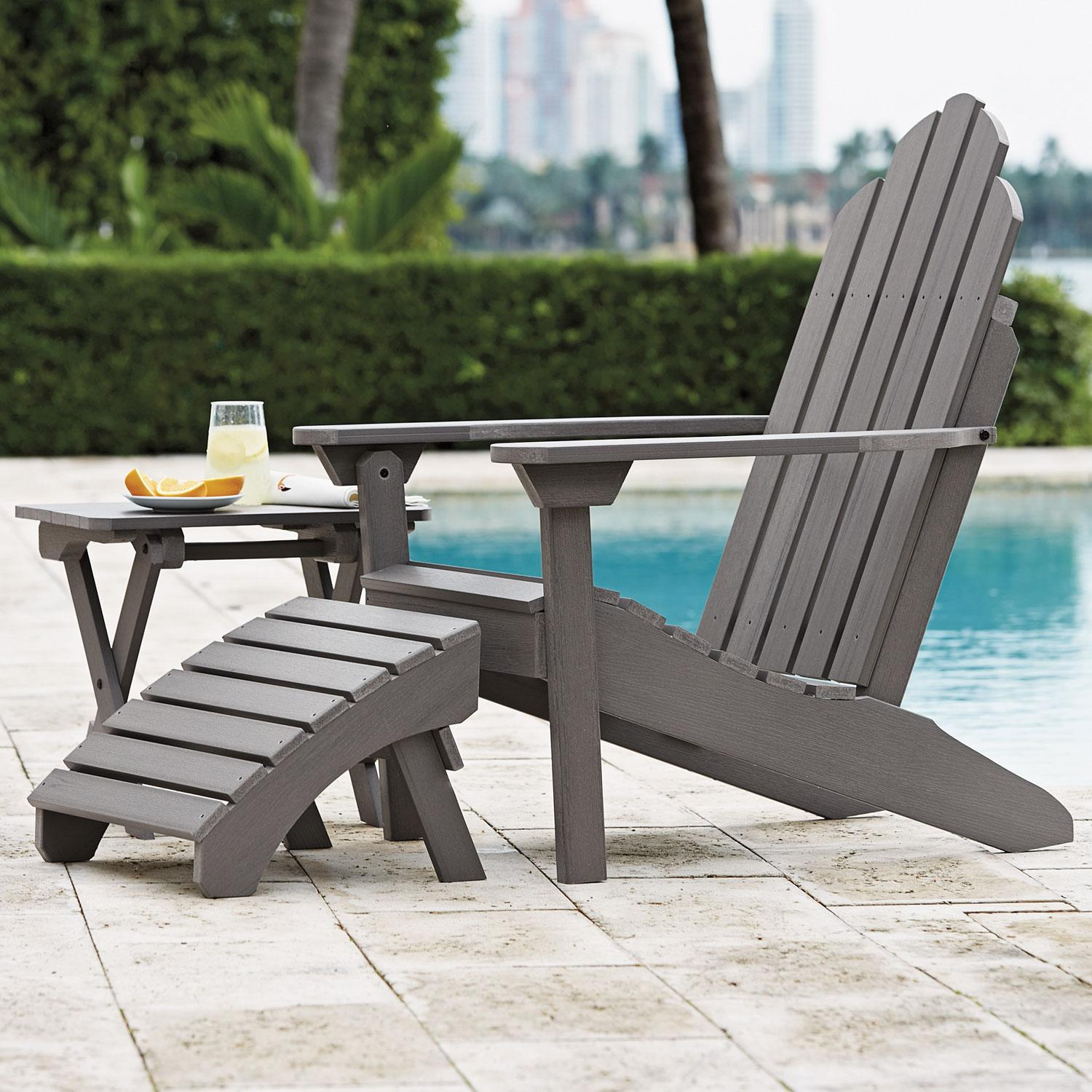 Adirondack Chairs & Outdoor Furniture - Gray Company