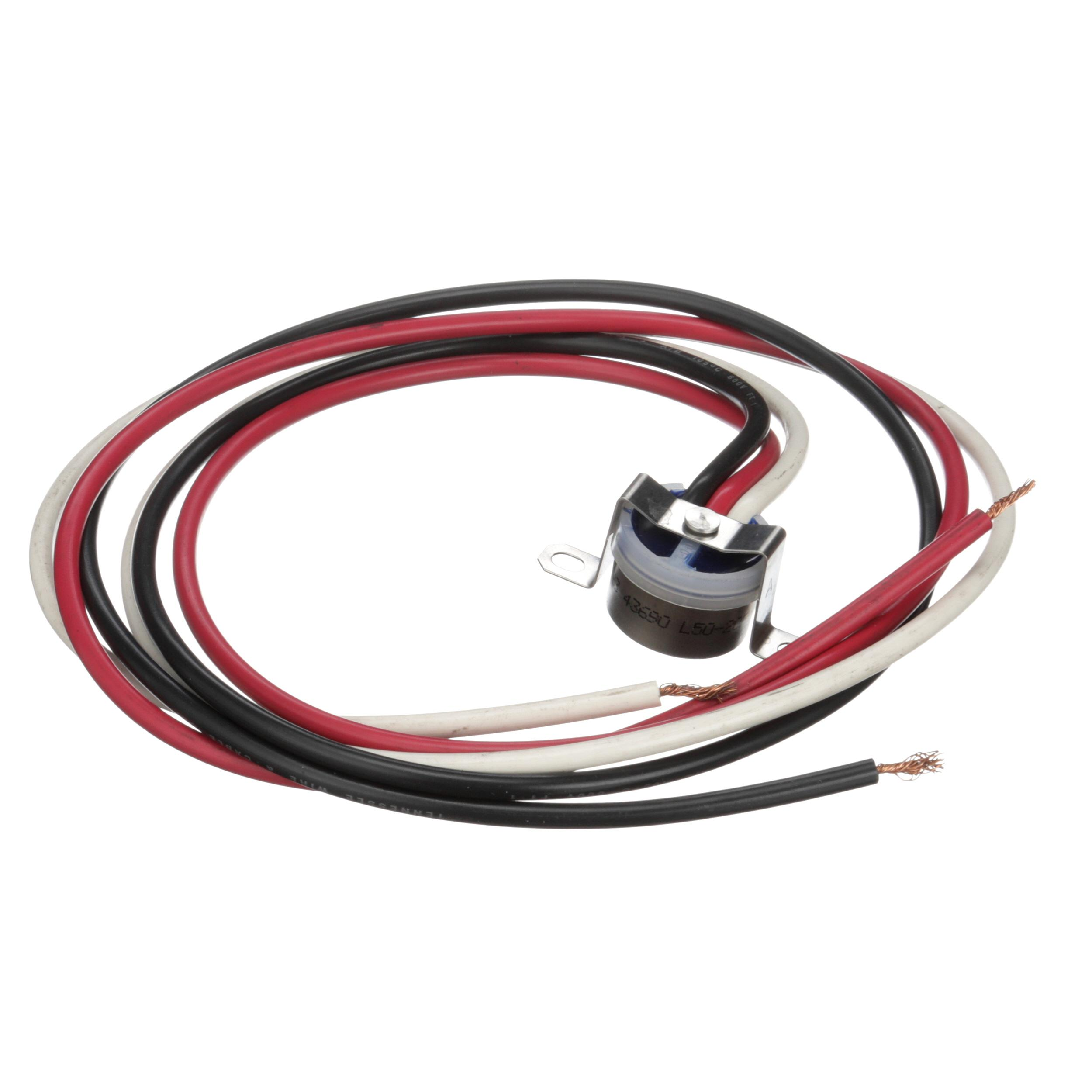master bilt products fan delay term t stat nl 001781 3 wires red wiring black white n l [ 2500 x 2500 Pixel ]