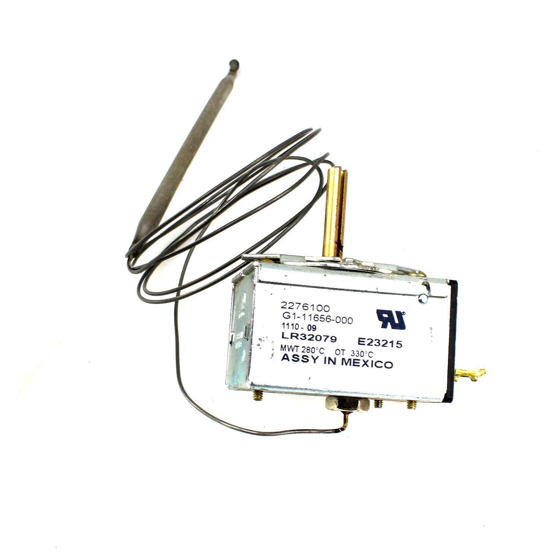 medium resolution of cleveland old thermostat set ranco g1 11656 part ke55069 3 2 pole thermostat wiring diagram ranco thermostat wiring diagram g1