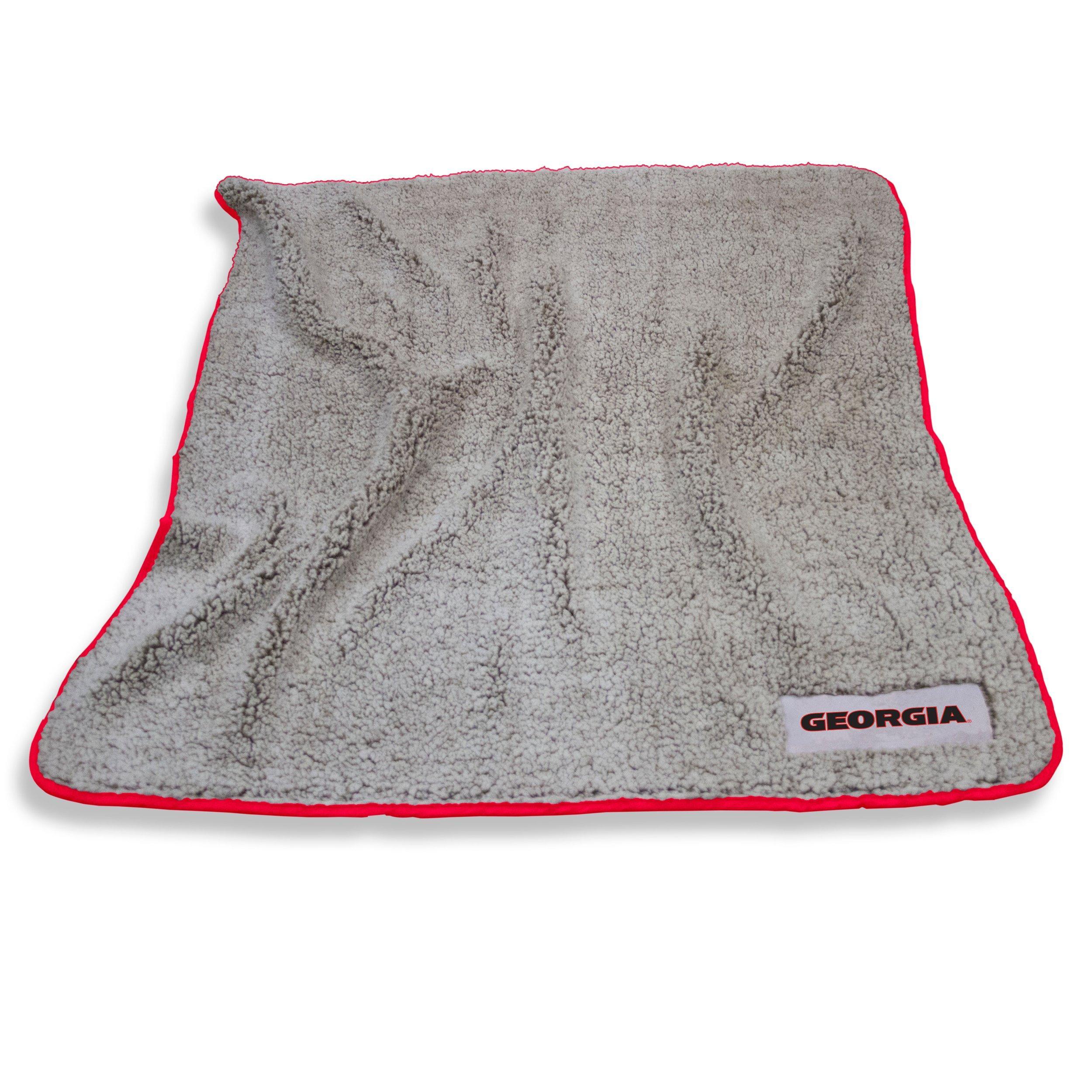 georgia chair company comfy kids chairs logo bulldogs frosty fleece blanket hibbett us main container image 1