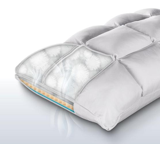 softcell chill hybrid cooling pillow