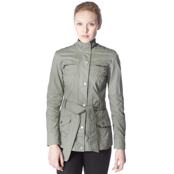Peter Storm Women' Safari Jacket - Grey
