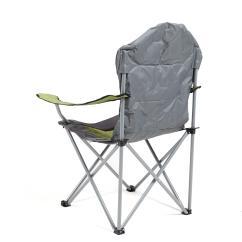 Folding Chair Green Step Ups Eurohike Langdale Deluxe Ebay