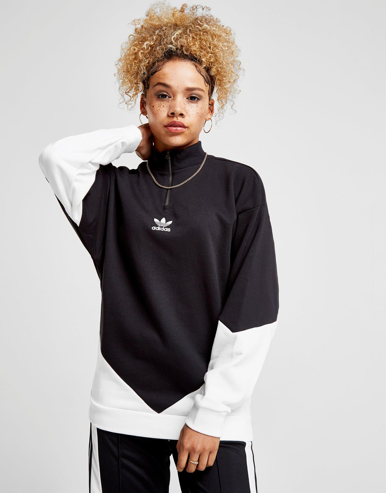 Adidas Originals Colorado 12 Zip Top Dames  Jd Sports