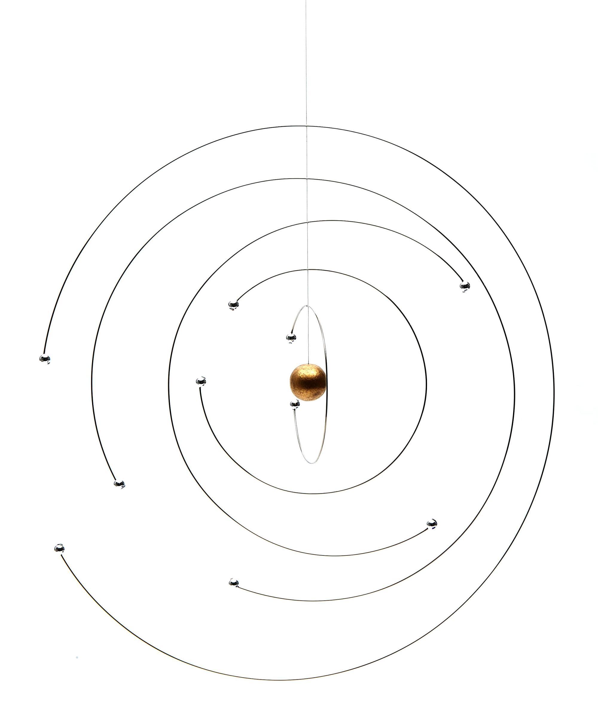 hight resolution of neils bohr atom model mobile