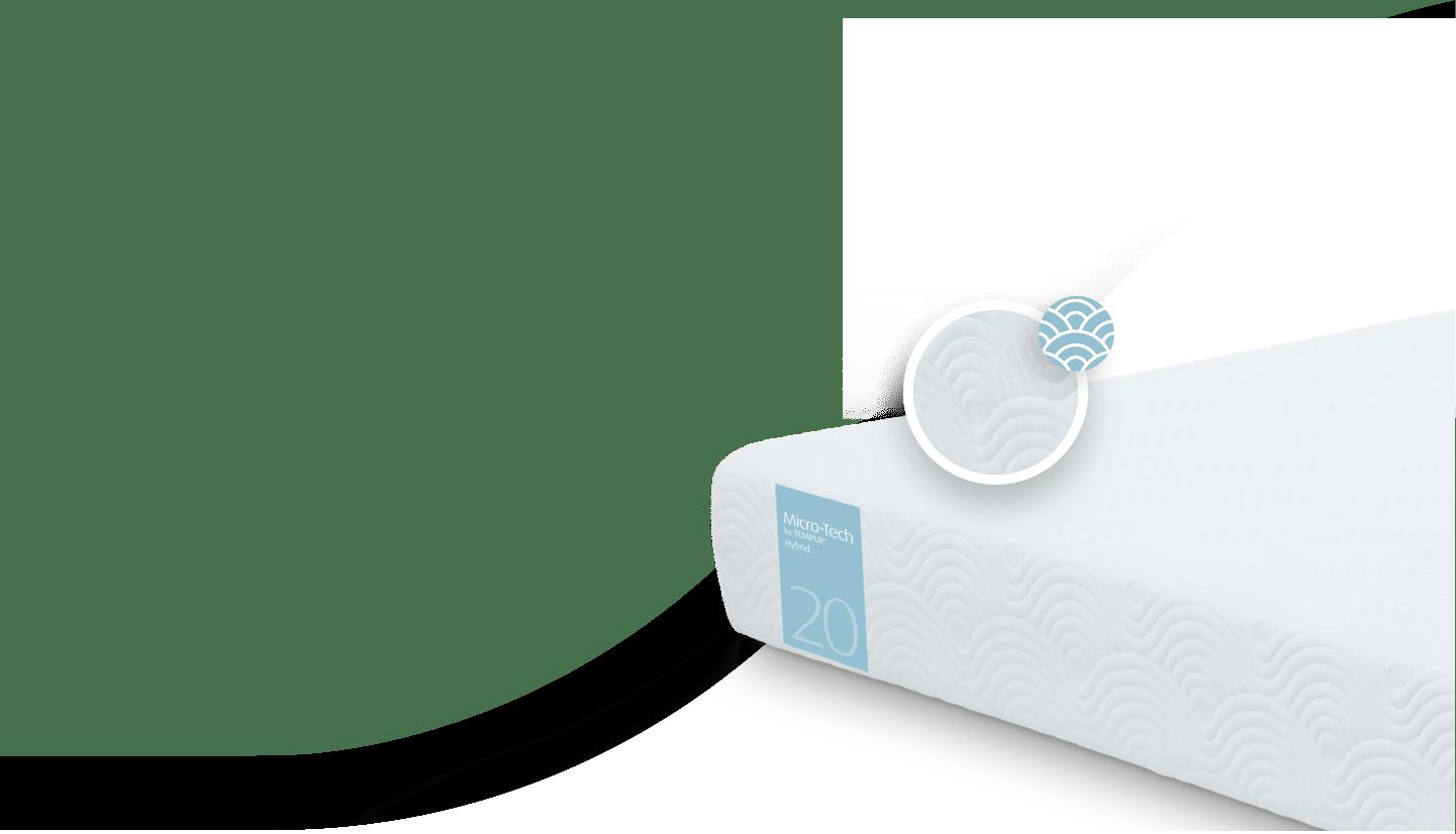 Matrassen hoofdkussens bedbodems en bedden  TEMPUR