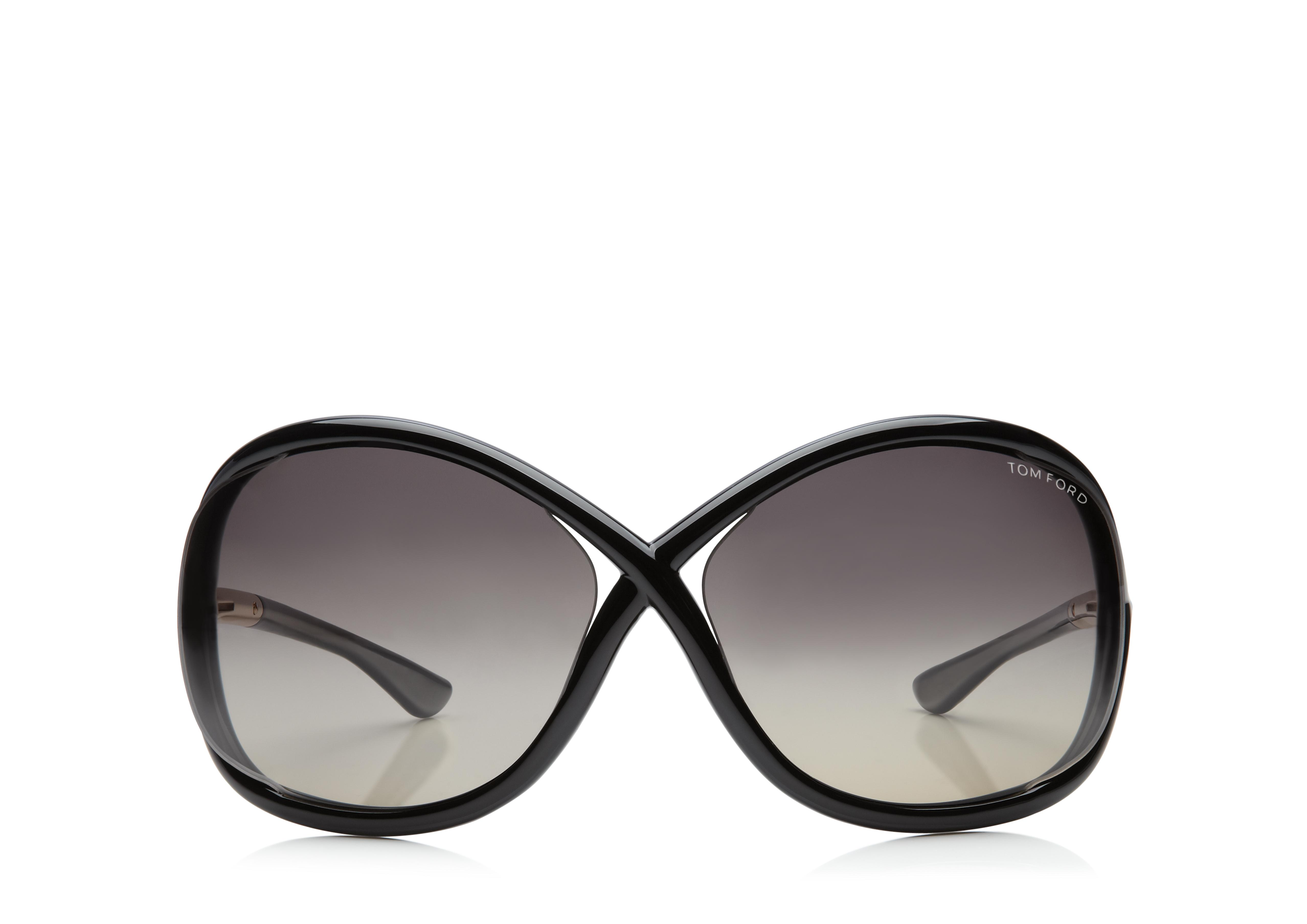 Tom Ford Oversized Round Sunglasses