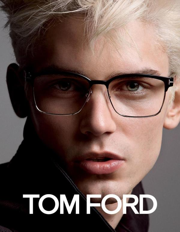 Tom Ford Ss15 Ad Campaign
