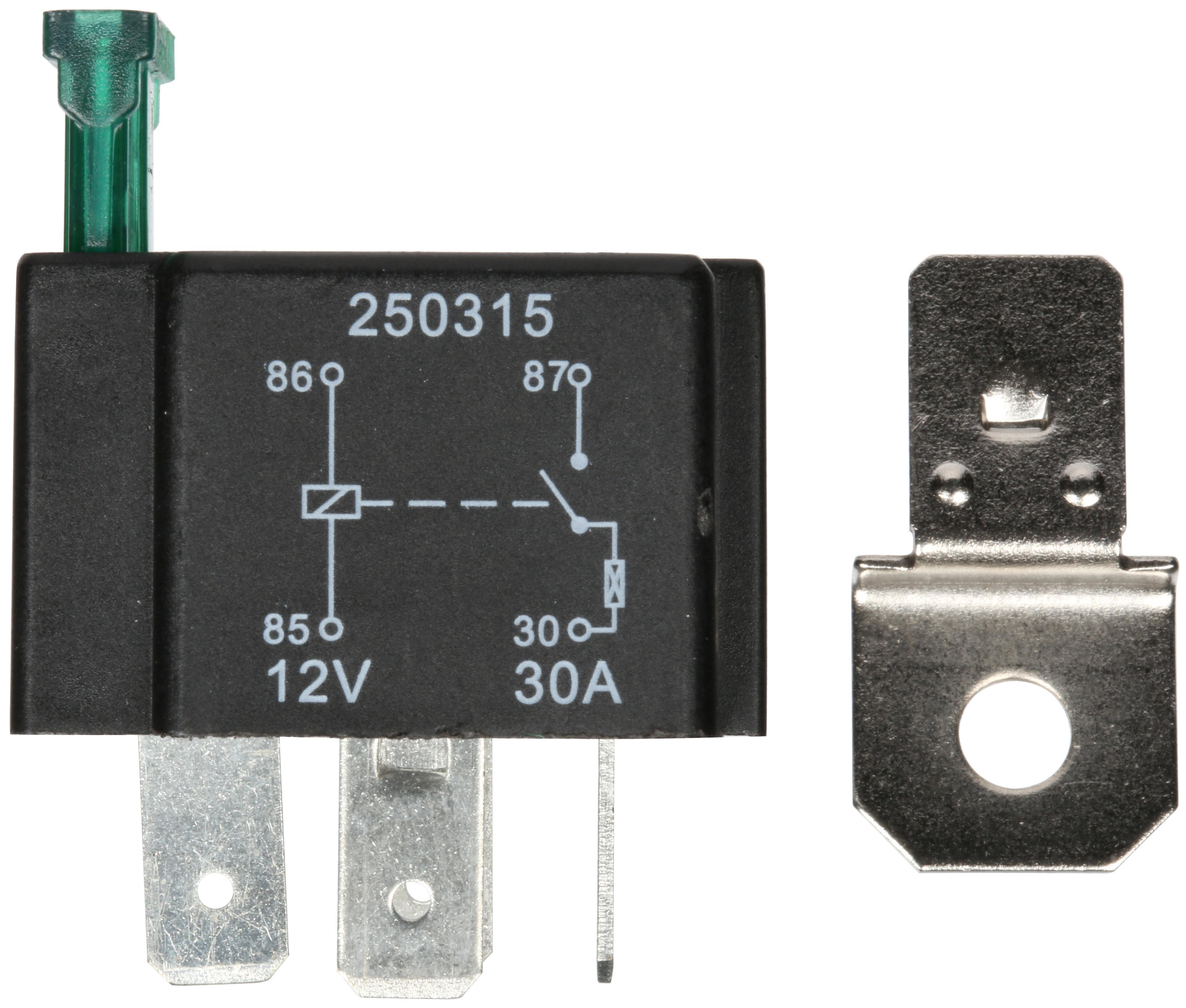 medium resolution of halfords hef553 relay 12v 30a 4 pin