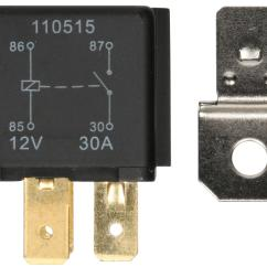 12v 30a Relay 4 Pin Wiring Diagram Www The12volt Com Halfords Hef555 40a 184088 W 637 H 403