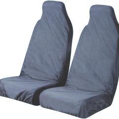 Chair Covers Yeovil Yellow Upholstered Accent Car Seat Cushions Uk Van Image Of Halfords Protectors Front Pair In Blue