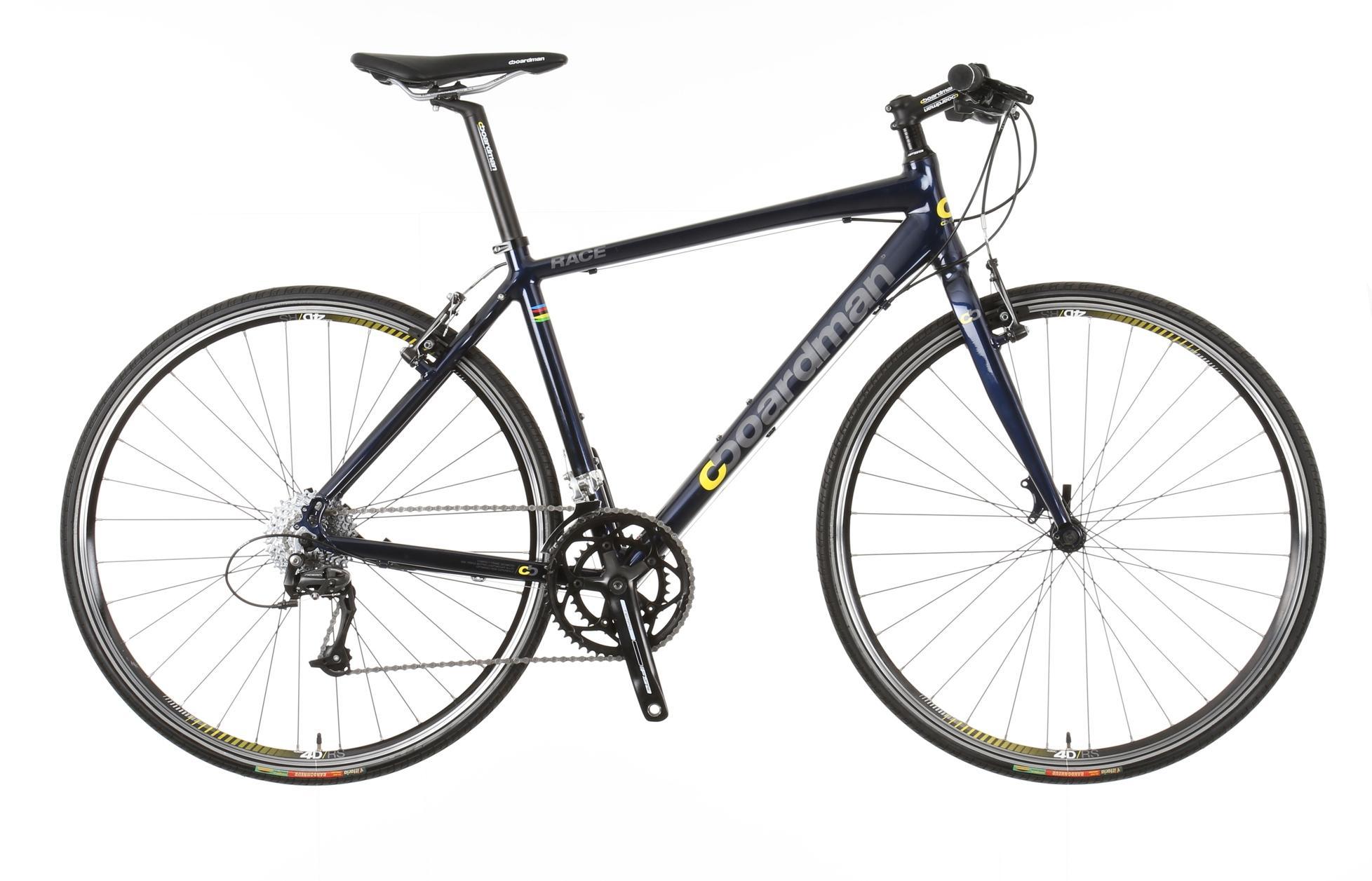 ''Boardman Performance Hybrid Race Bike