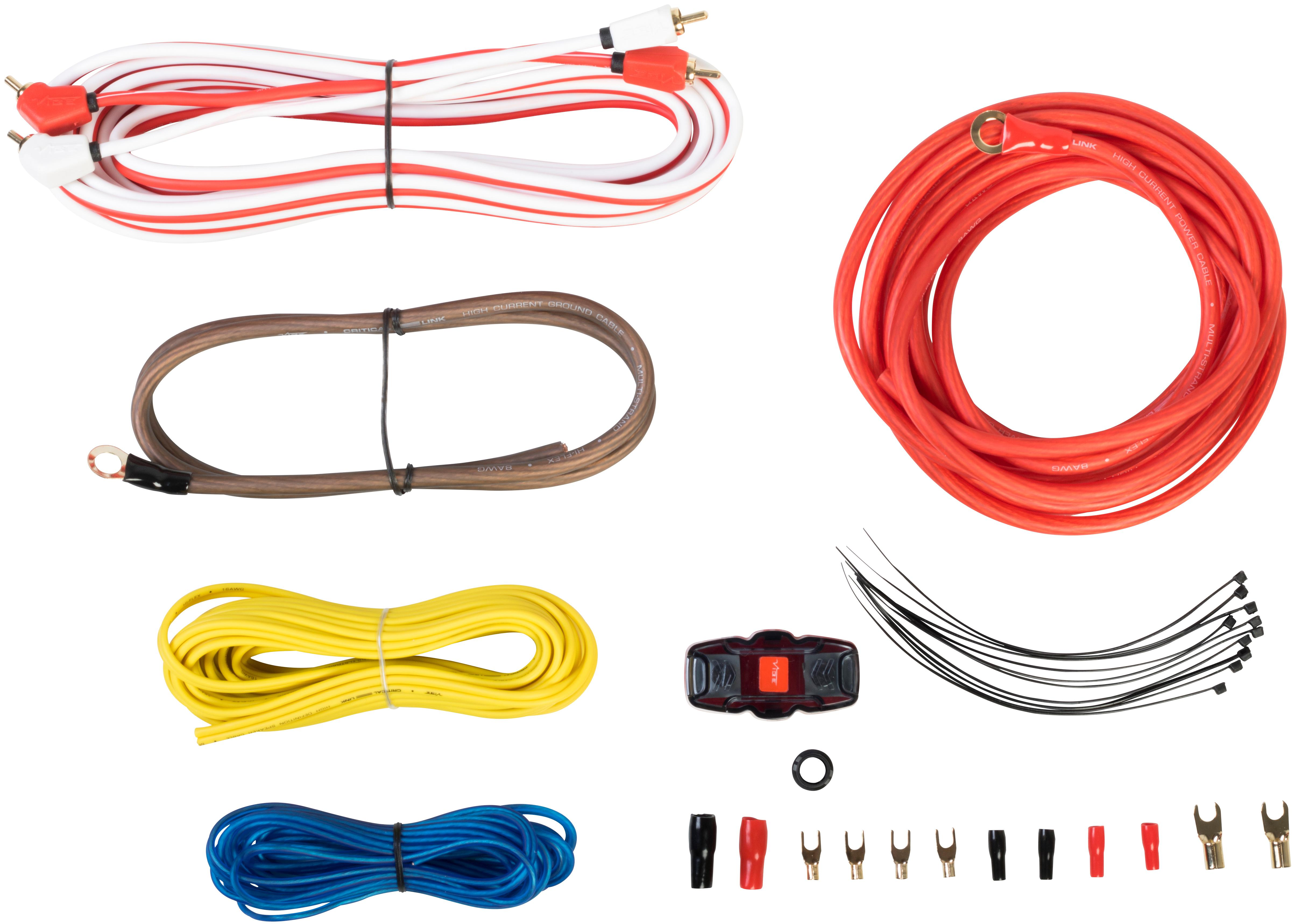 ford mondeo mk3 radio wiring diagram furnas motor starters diagrams stereo fitting accessories car we fit image of vibe 8 awg advanced amp kit
