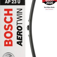 Vauxhall Astra H Towbar Wiring Diagram Heil Microphone Wiper Blades Image Of Bosch Ap23u Blade Single