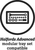 Halfords Advanced Tool Chest and Ca...