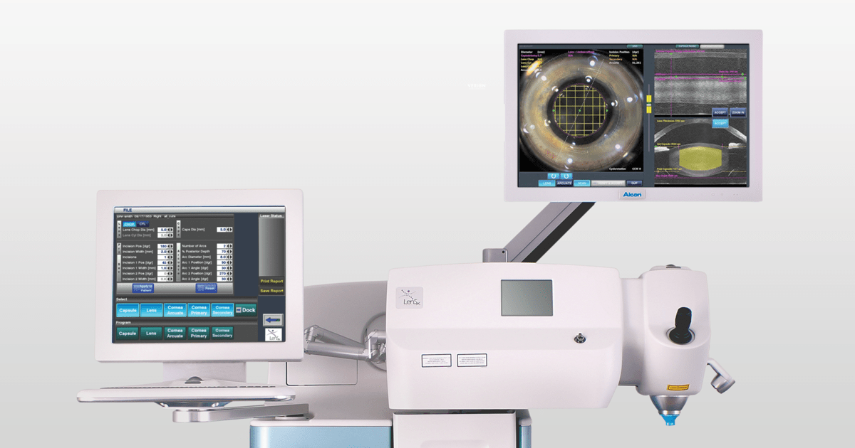Laser Cataract Surgery Worth The Cost