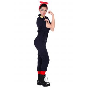Hardworking Lady Costume
