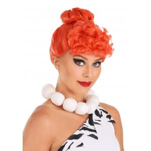 Deluxe Cartoon Cavewoman Wig