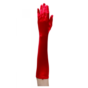 Plus Red Gloves