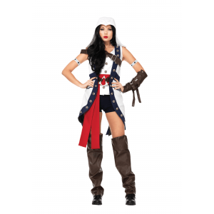 Assassin's Creed Connor Costume for Women