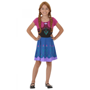 Frozen Tween I am Anna Costume Dress