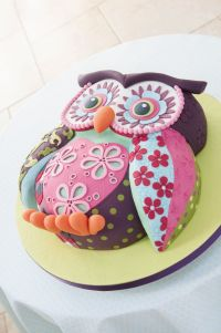 Decorative cakes created by Lindy Smith - Birmingham Mail