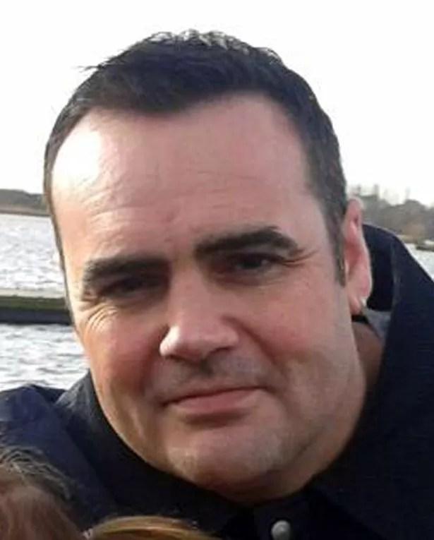 EDL rioter Steven Cooke