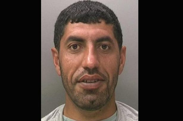 Gay rapist. evil Muslim Car wash owner Qadir Miakhil from birmingham has been found guilty of anal rape of a man