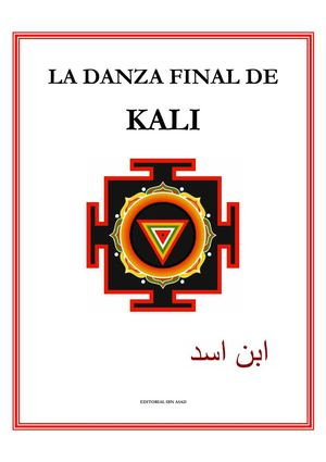 Calamo  La danza final de Kali