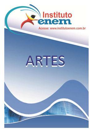 Calaméo Material De Artes Instituto Enem