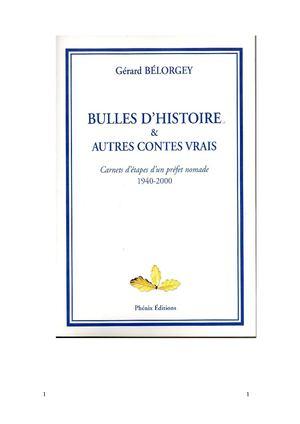 Calaméo Bulles D'Histoire Et Autres Contes Vrais