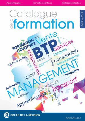 Calamo CCI De La Runion Catalogue De La Formation