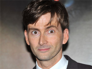 David Tennant at the 'Fright Night' UK premiere held at London's O2 Arena