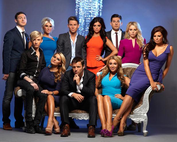 TOWIE Season 3 Cast