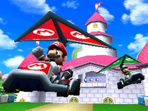 Mario cart 7