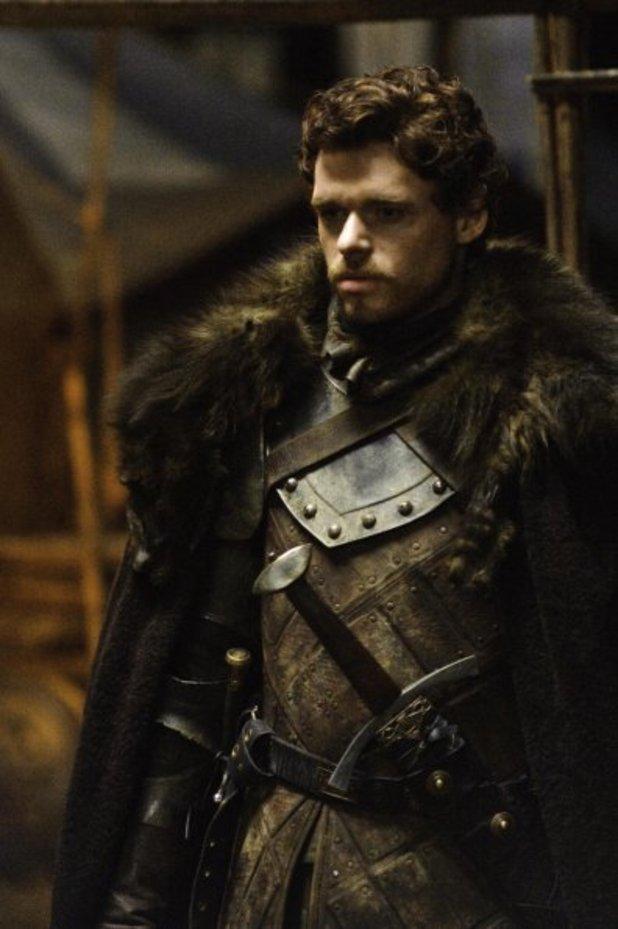 Richard Madden as Robb Stark - Game Of Thrones: Series 2 ...