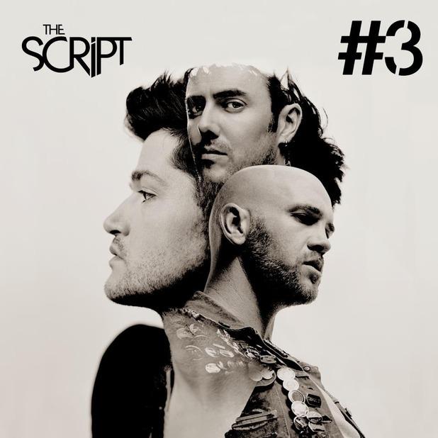 The Script '#3' album artwork.