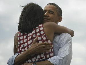 Barack Obama posts tweet celebrating his re-election