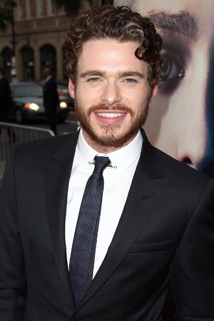 Richard Madden jokes about Cinderella: 'At least I don't ...