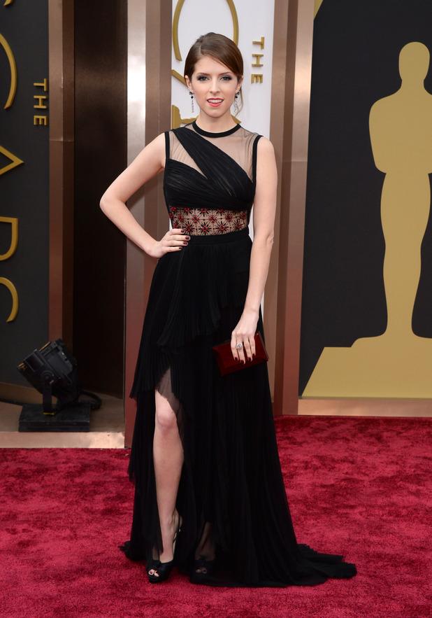 Anna Kendrick Oscars 2014