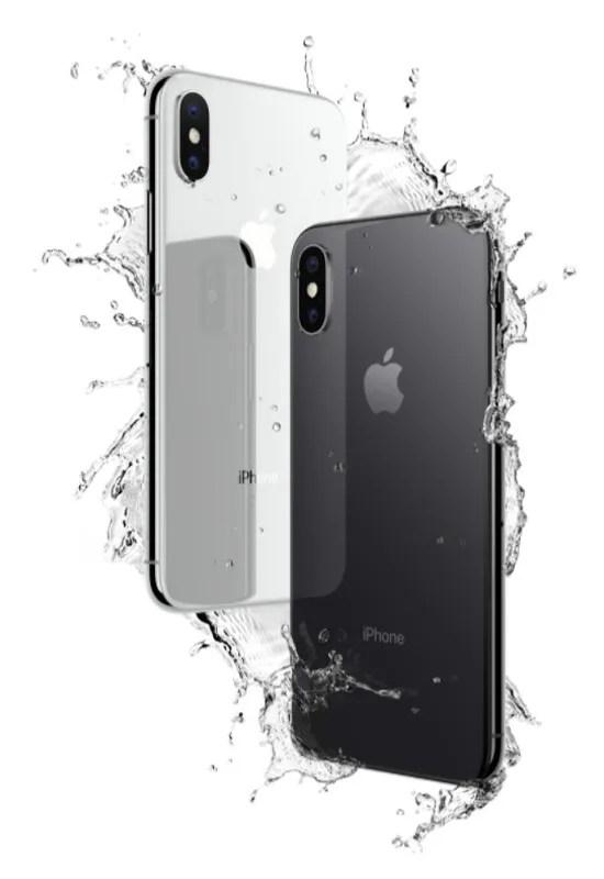 écran résistant iPhone X