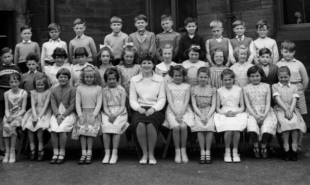 Western Board Junior School, North Shields, c1959  Check out how faculty uniforms within the North East have modified through the years JS98444652
