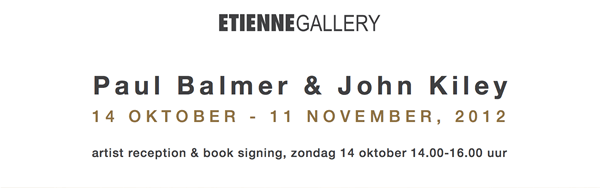 Etienne Gallery eNews