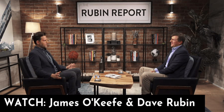 WATCH: James On Dave Rubin