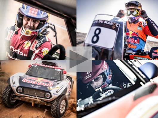 Dakar champions make their mark with wins at Rallye du Maroc