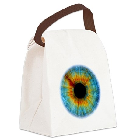 Eyescape Canvas Lunch Bag