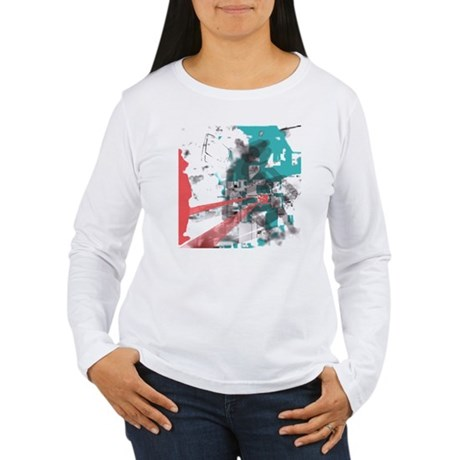 Crazy by Voln Women's Long Sleeve T-Shirt