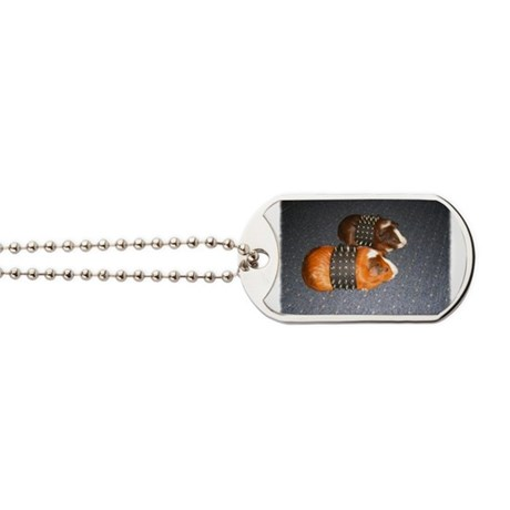 Butch Guineas Dog Tags