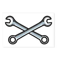 Pipe Wrenches Crossed
