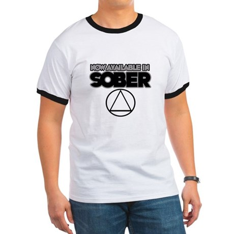 Now Available in Sober 2 Ringer T